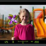 Симулятор зеркальной камеры