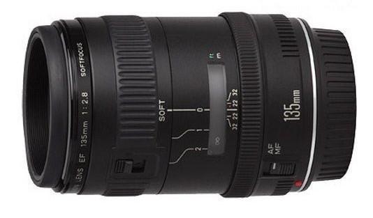 Canon-EF-135-2.8-Soft-ob#ektiv