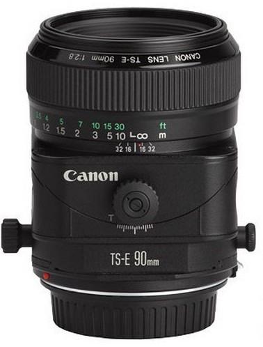 Canon-TS-E-90-2-Shift-ob#ektiv